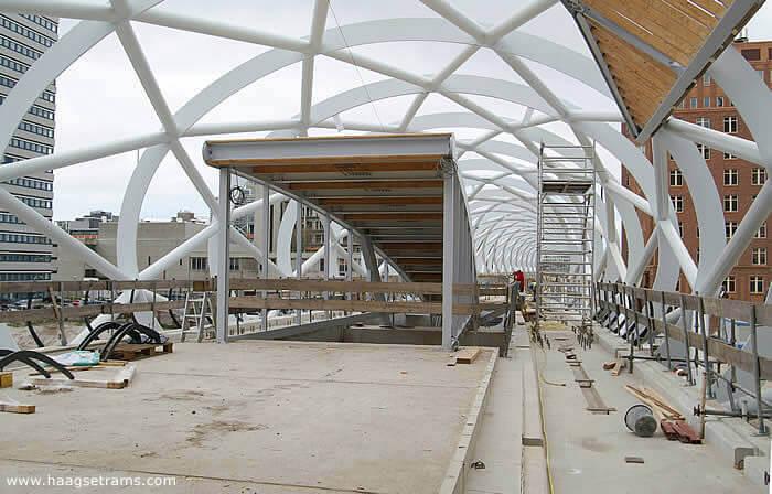 foto van Netkous viaduct Beatrixlaan Den Haag