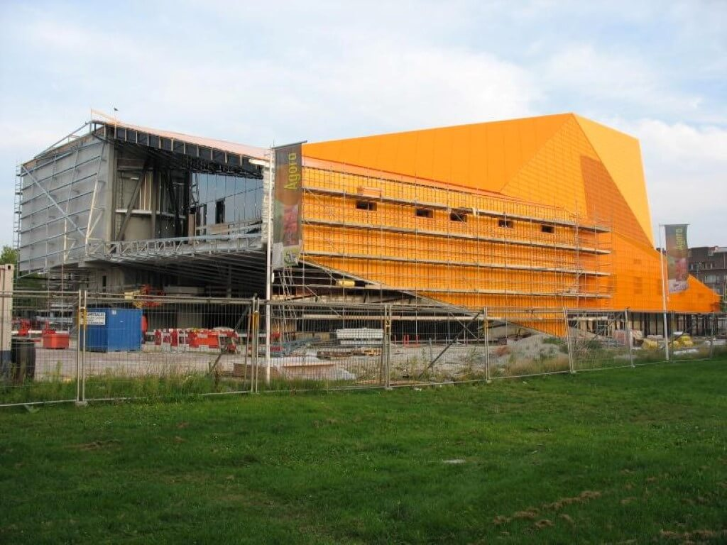 foto van Theater Lelystad