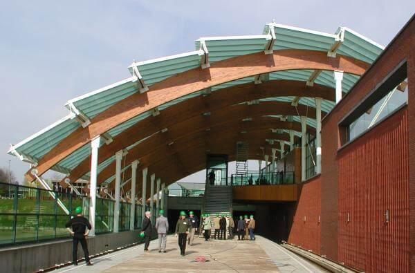 foto van Benelux lijn