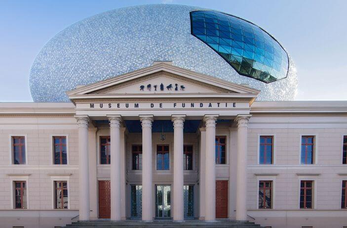 """foto van Museum """"de Fundatie"""" te Zwolle"""