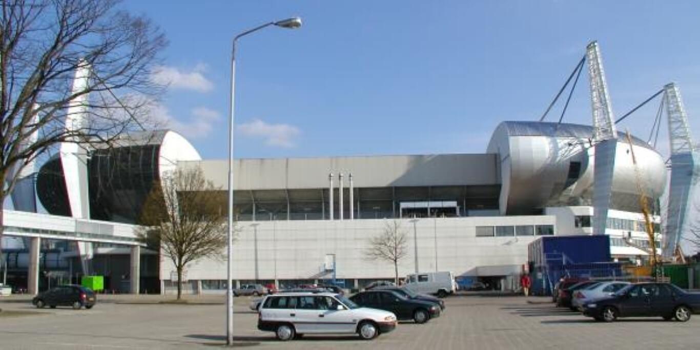 foto van PSV Stadion Eindhoven