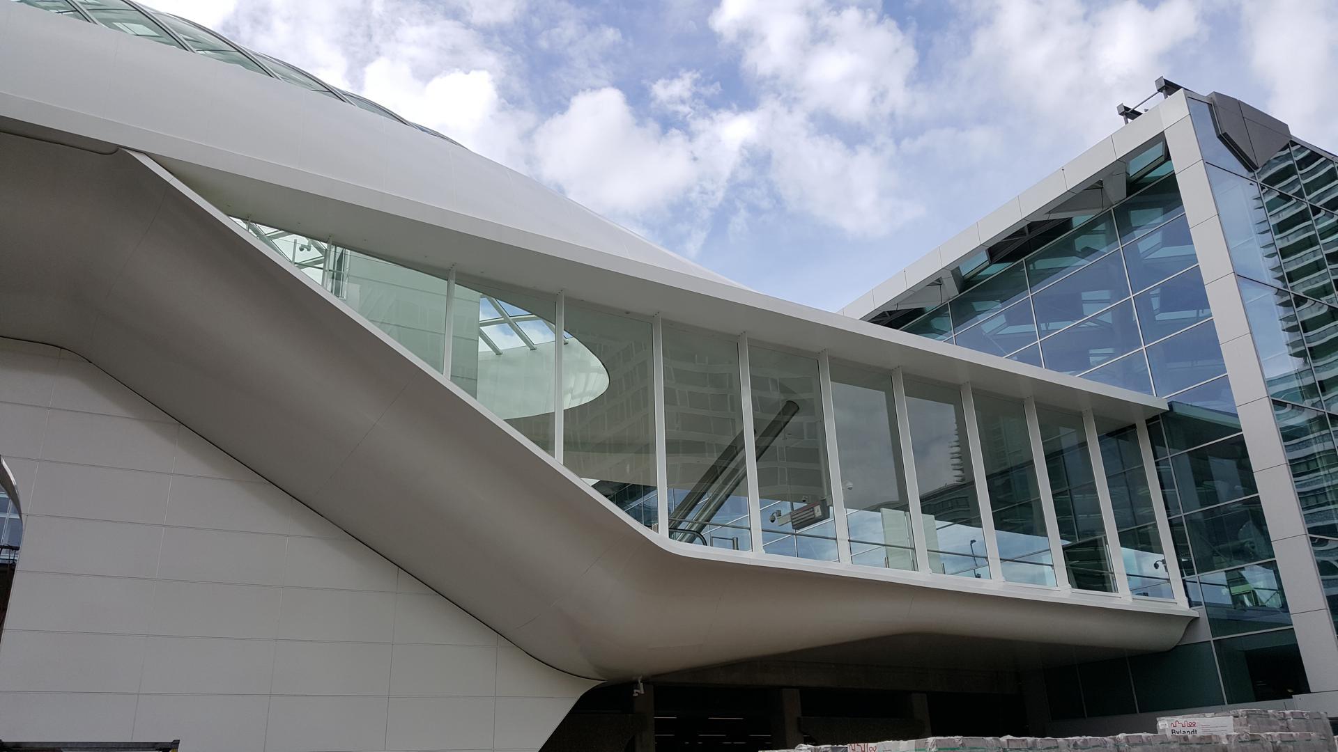 foto van Startstation Erasmuslijn Den Haag